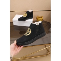 Versace High Tops Shoes For Men #549870