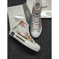 Christian Dior High Tops Shoes For Men #549892