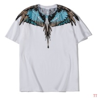 Marcelo Burlon T-Shirts Short Sleeved O-Neck For Men #550028