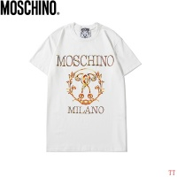 Moschino T-Shirts For Unisex Short Sleeved O-Neck For Unisex #550029