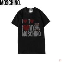 Moschino T-Shirts For Unisex Short Sleeved O-Neck For Unisex #550032