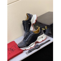Christian Louboutin CL Casual Shoes For Men #550089