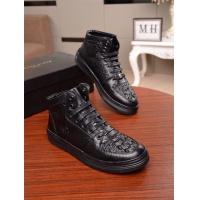 Philipp Plein PP High Tops Shoes For Men #550091