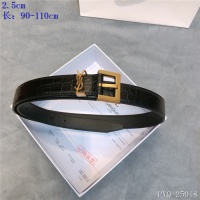 Yves Saint Laurent AAA Belts For Women #550232