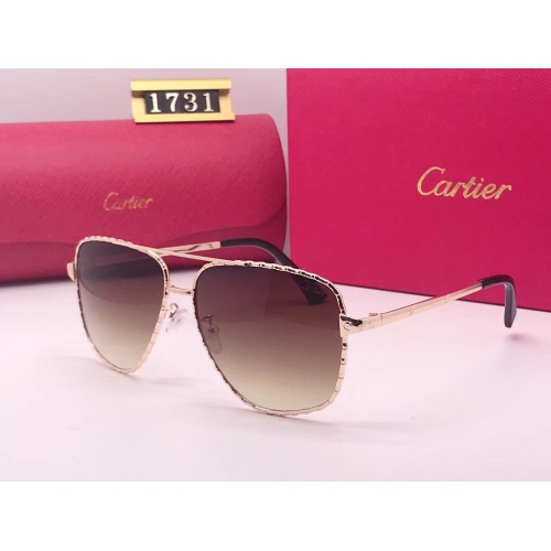 Cartier Fashion Sunglasses #552459