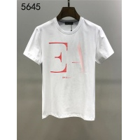 Armani T-Shirts Short Sleeved O-Neck For Men #550614