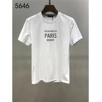 Armani T-Shirts Short Sleeved O-Neck For Men #550616