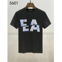 Armani T-Shirts Short Sleeved O-Neck For Men #550660