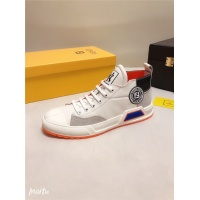 Fendi High Tops Casual Shoes For Men #550769