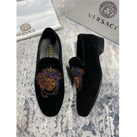 Versace Leather Shoes For Men #550796