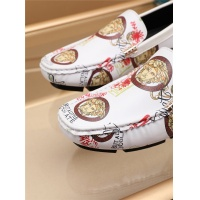 Cheap Versace Casual Shoes For Men #550930 Replica Wholesale [$65.96 USD] [W#550930] on Replica Versace Shoes