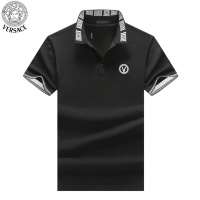 Versace T-Shirts Short Sleeved Polo For Men #550961