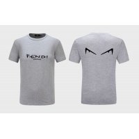 Fendi T-Shirts Short Sleeved O-Neck For Men #551088