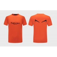 Fendi T-Shirts Short Sleeved O-Neck For Men #551092