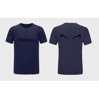 Fendi T-Shirts Short Sleeved O-Neck For Men #551093