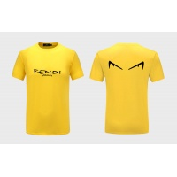 Fendi T-Shirts Short Sleeved O-Neck For Men #551095