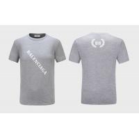 Balenciaga T-Shirts Short Sleeved O-Neck For Men #551118