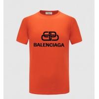 Balenciaga T-Shirts Short Sleeved O-Neck For Men #551142