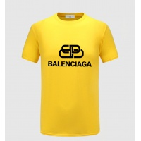 Balenciaga T-Shirts Short Sleeved O-Neck For Men #551145
