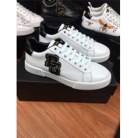 Dolce & Gabbana D&G Casual Shoes For Men #551193