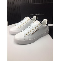 Dolce & Gabbana D&G Casual Shoes For Men #551200