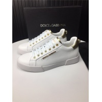 Dolce & Gabbana D&G Casual Shoes For Men #551210