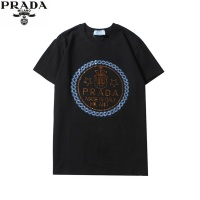 Prada T-Shirts For Unisex Short Sleeved O-Neck For Unisex #551657