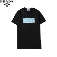 Prada T-Shirts For Unisex Short Sleeved O-Neck For Unisex #551660