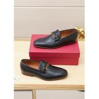 Ferragamo Salvatore FS Leather Shoes For Men #551670