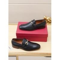 Ferragamo Salvatore FS Leather Shoes For Men #551671