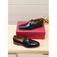 Ferragamo Salvatore FS Leather Shoes For Men #551675