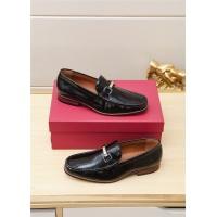 Ferragamo Salvatore FS Leather Shoes For Men #551676