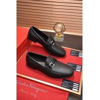 Ferragamo Salvatore FS Leather Shoes For Men #551678