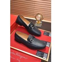 Ferragamo Salvatore FS Leather Shoes For Men #551679