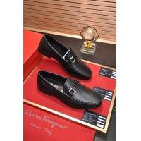 Ferragamo Salvatore FS Leather Shoes For Men #551680