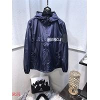 Moncler Jackets Long Sleeved Zipper For Men #551763