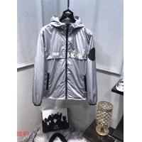 Moncler Jackets Long Sleeved Zipper For Men #551764