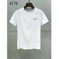 Off-White T-Shirts Short Sleeved O-Neck For Men #551862