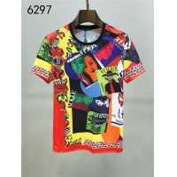 Versace T-Shirts Short Sleeved O-Neck For Men #551883