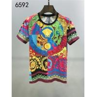 Versace T-Shirts Short Sleeved O-Neck For Men #551889