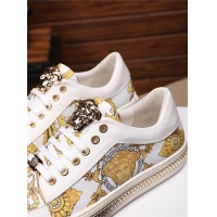 Cheap Versace Casual Shoes For Men #552481 Replica Wholesale [$73.72 USD] [W#552481] on Replica Versace Shoes