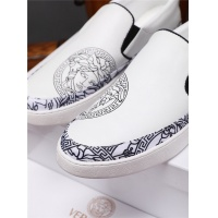 Cheap Versace Casual Shoes For Men #552494 Replica Wholesale [$73.72 USD] [W#552494] on Replica Versace Shoes