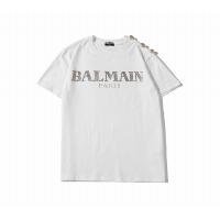 Balmain T-Shirts Short Sleeved O-Neck For Men #552570