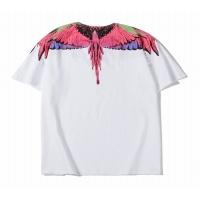 Marcelo Burlon T-Shirts Short Sleeved O-Neck For Men #552779
