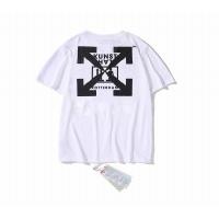 Off-White T-Shirts Short Sleeved O-Neck For Men #552829