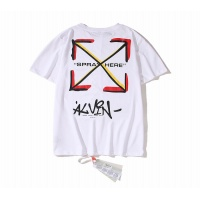 Off-White T-Shirts Short Sleeved O-Neck For Men #552841