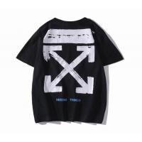 Off-White T-Shirts Short Sleeved O-Neck For Men #552845