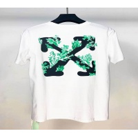Off-White T-Shirts Short Sleeved O-Neck For Men #552864