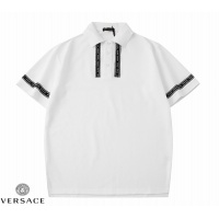 Versace T-Shirts Short Sleeved Polo For Men #552899