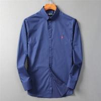 Ralph Lauren Polo Shirts Long Sleeved Polo For Men #552919